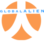 Global Alien Logo