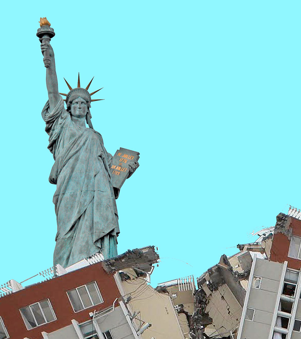 Hope and Failure : Inverstigating the American Dream