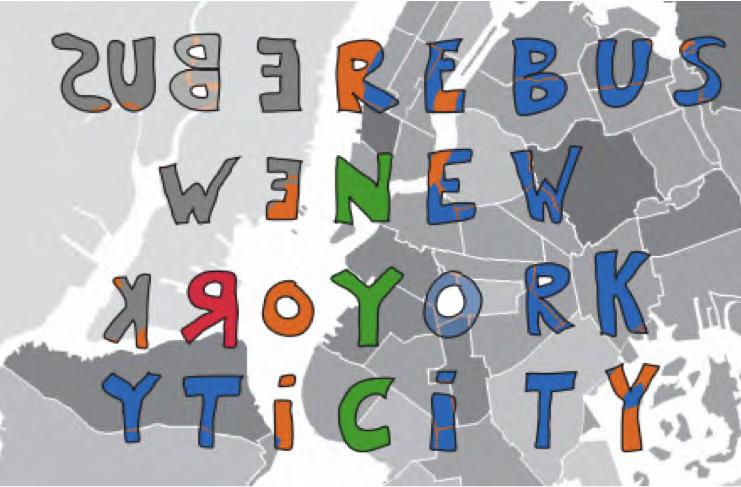 REBUS NEW YORK